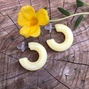 🆕🌼Salma Mini Hoop Earrings!☀️